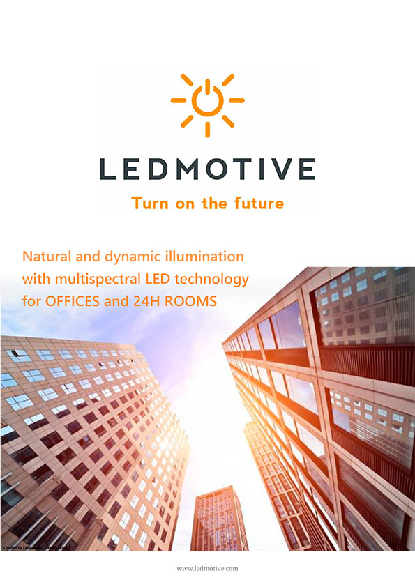 Ledmotive - Lighting 24h ROOMS