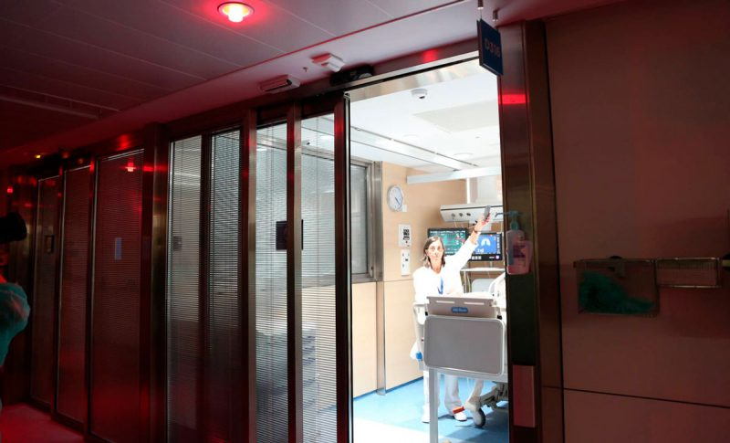 Smart Intensive Care Unit