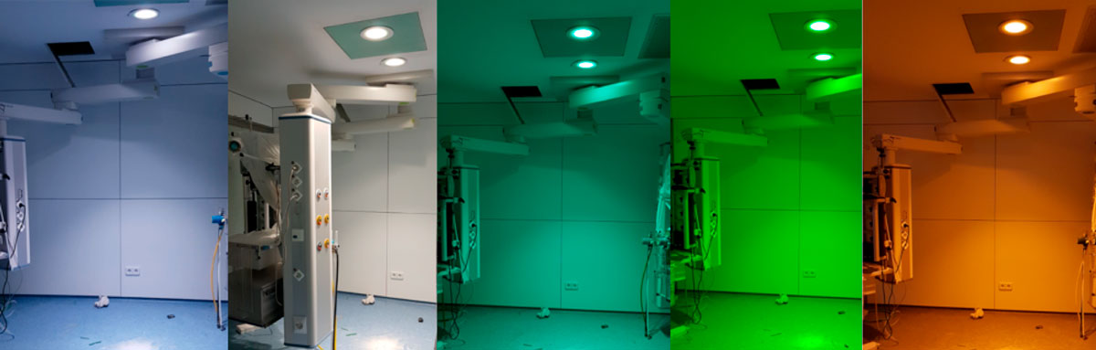 Ledmotive - Case study: Clinic Hospital