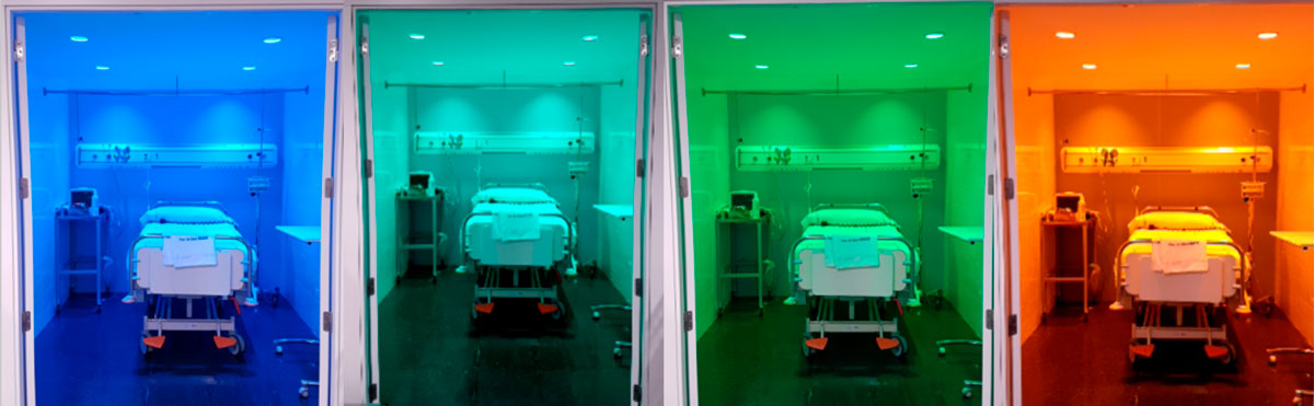 Ledmotive - Case study Mar Hospital