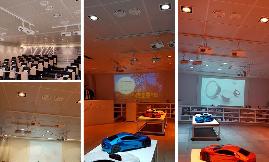 Ledmotive - Project - Normagrup