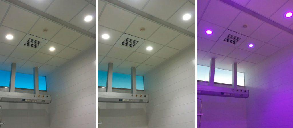 Ledmotive - Project - Mataró Hospital